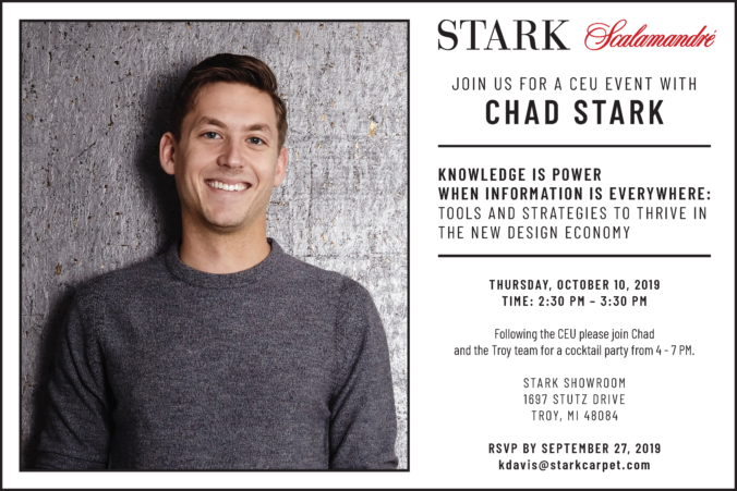 Join Chad Stark for a free CEU!